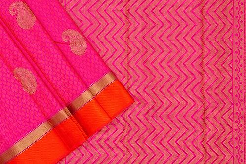 Kanjivaram silk saree SS1700