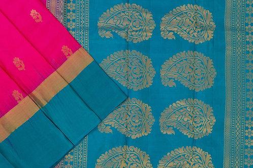 Amrith weaves creation soft silk saree PSAC090172