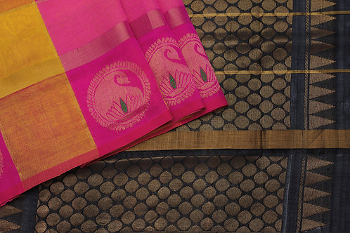 Tharakaram silk cotton saree PSTK040082