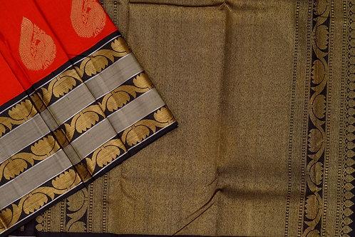 Sita mahalakshmi kanjivaram silk saree PSSM05OS190601