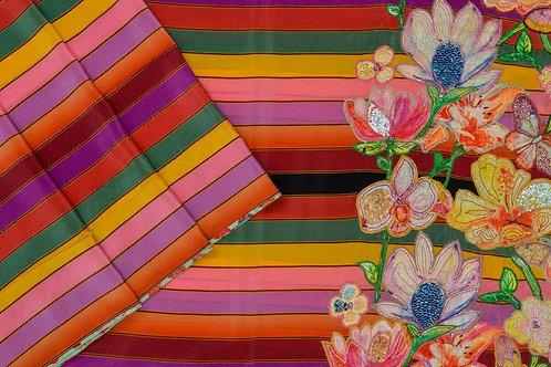 Amritha crepe silk saree PSAM160015