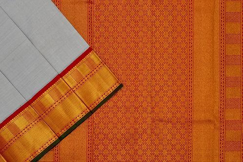 Kanjivaram silk saree SS1907