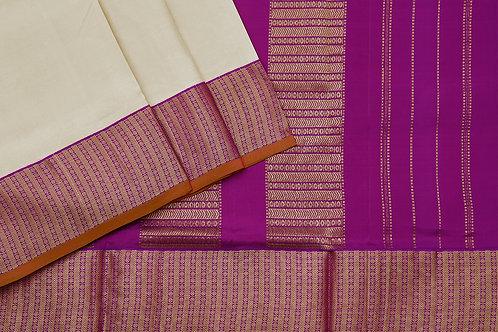 Tharakaram nine and a half yards silk saree PSTK040139
