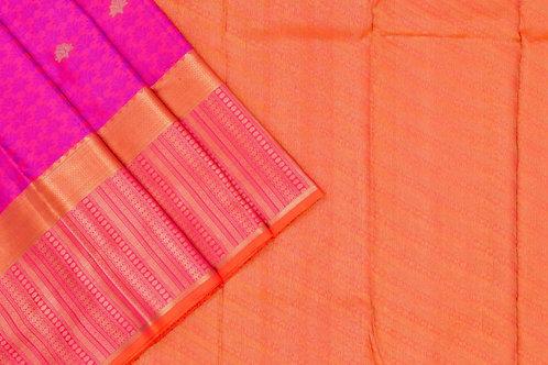 Kanjivaram silk saree SS1558