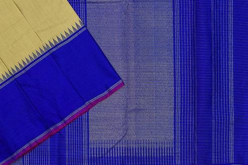 Kanjivaram silk saree SS1951