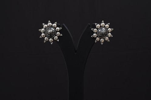 Alankrita Silver Earrings PSAL1019A