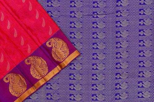 Soft silk saree SS2060