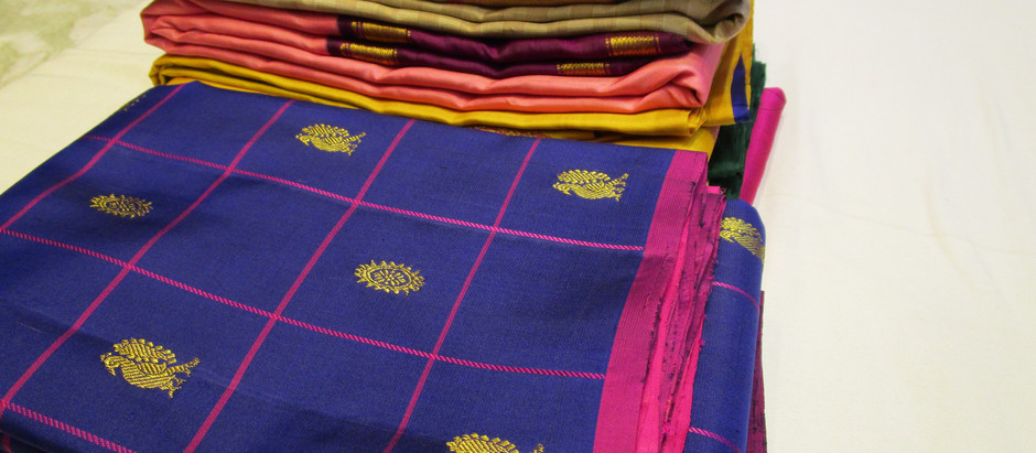 Shopping For Kanjivaram Silk Sarees Online. A Quick And Helpful Guide.
