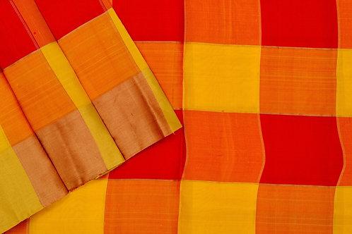 Amrith weaves creation soft silk saree PSAC090048