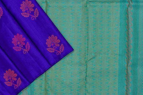 Soft silk saree TL029