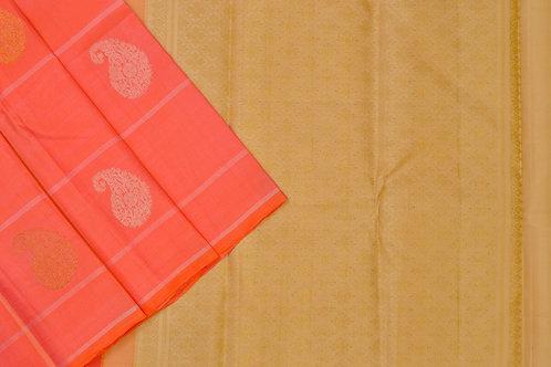 Kanjivaram silk saree SS1814