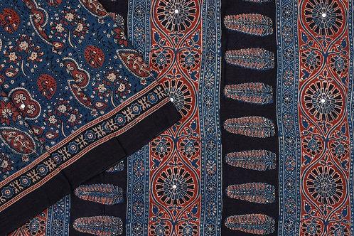 Tina Eapen silk cotton saree PSTE130023