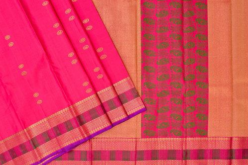 Kanjivaram silk saree SS1447