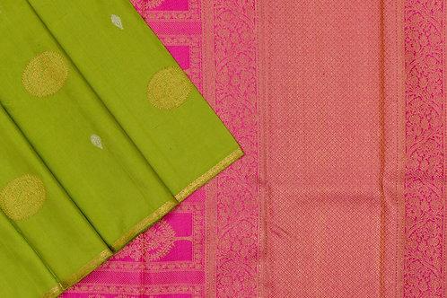 Kanjivaram silk saree SS2167