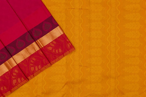 Blended silk saree SS2210