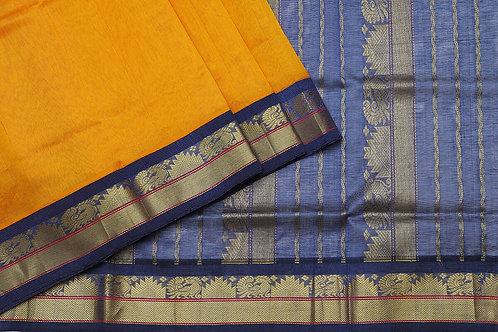Tharakaram silk cotton saree PSTK040084
