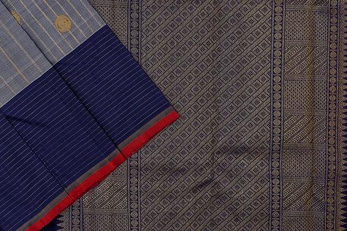 Sita mahalakshmi kanjivaram silk saree PSSM05SMLGAV201136