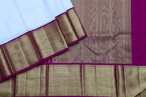 Tharakaram kanjivaram silk saree PSTK040052