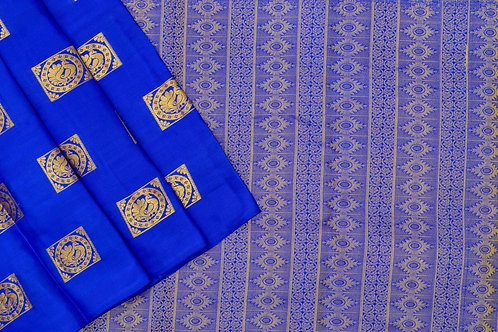 Amrith weaves creation soft silk saree PSAC090041