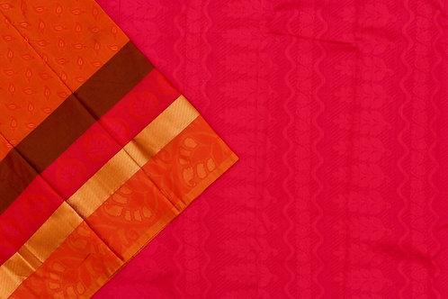 Blended silk saree SS2041