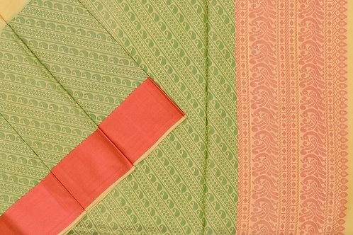 Soft silk saree SS2095