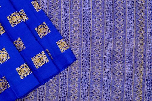 Amrith weaves creation soft silk saree PSAC090039