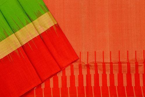Amrith weaves creation soft silk saree PSAC090051
