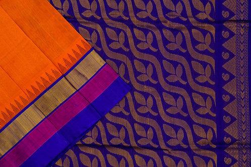 Amrith weaves creation silk Cotton saree PSAC090138