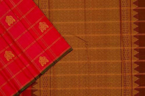 Kanjivaram silk saree SS1906