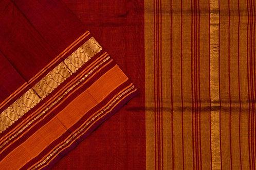 Amrith weaves creation silk Cotton saree PSAC090150