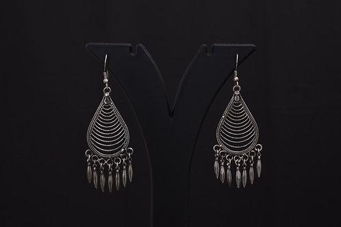 Lasya Silver Earrings PSLA180005