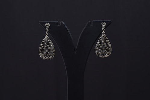 Lasya Silver Earrings LA0023
