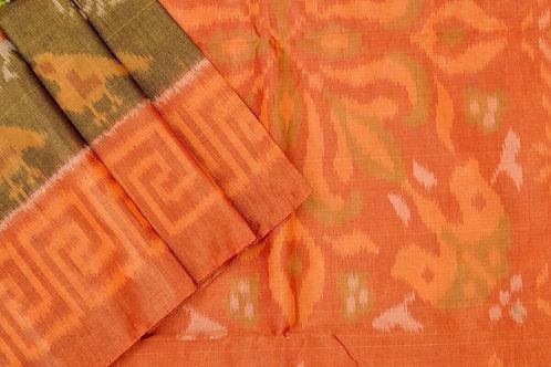 Kamal vasthralaya silk cotton saree PSKV070042