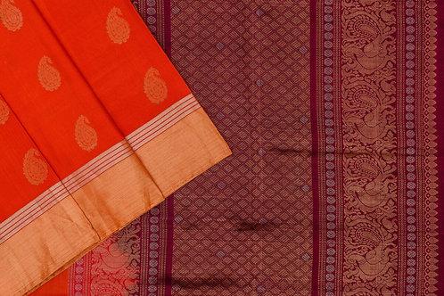 Soft silk saree SS2191