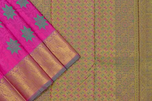 Kanjivaram silk saree SS1659