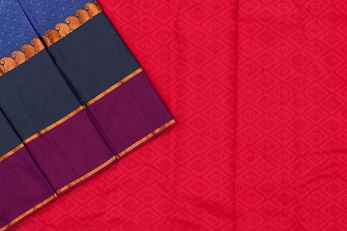 Blended silk saree SS2203