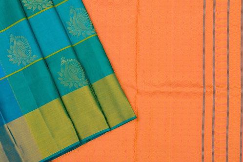Kamal vasthralaya Soft silk saree PSKV070006