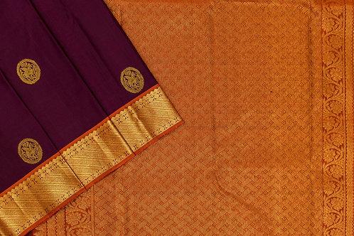 Kanjivaram silk saree SS2003