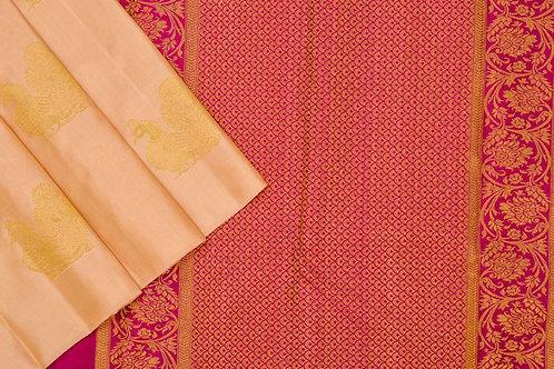 Kanjivaram silk saree SS1698