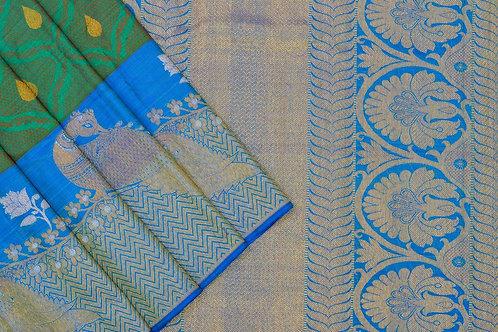 Kanjivaram silk saree SS1689