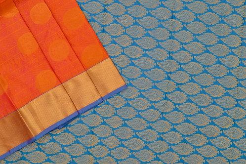 Amrith weaves creation soft silk saree PSAC090083