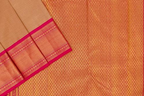Kanjivaram silk saree SS2164