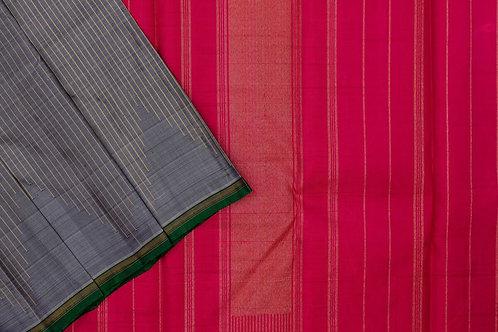 Sita mahalakshmi kanjivaram silk saree PSSM05SMLGAV201134