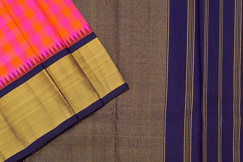 Sita mahalakshmi kanjivaram silk saree PSSM050718