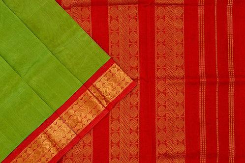 Amrith weaves creation silk Cotton saree PSAC090145