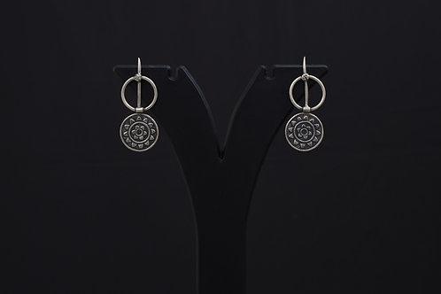 Alankrita Silver Earrings PSAL1003
