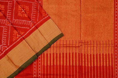 Indo fabric pochampalli silk saree PSIF060033