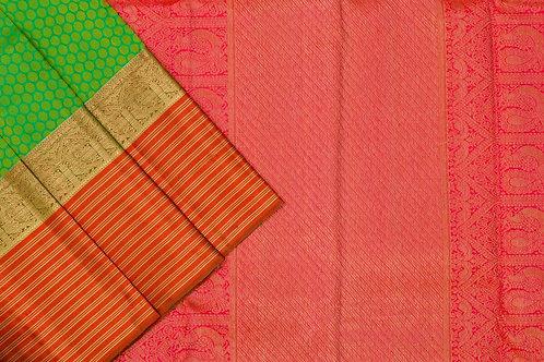 Sita mahalakshmi kanjivaram silk saree PSSM05LRAM200768
