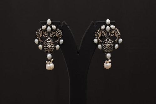 Lasya Silver Earrings LA0020