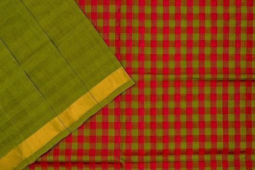 Amrith weaves creation silk Cotton saree PSAC090159